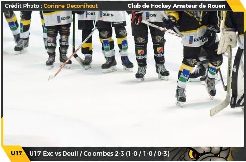 Club de Hockey Amateur de Rouen: hockey sur glace -